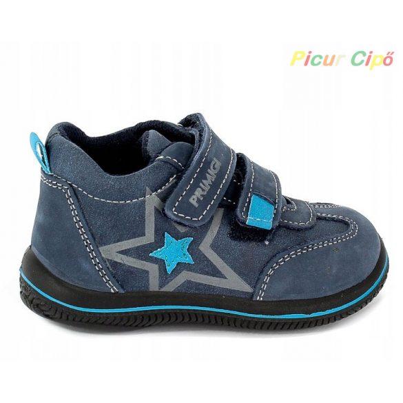 Primigi - átmeneti gyerekcipő, kék, csillagos