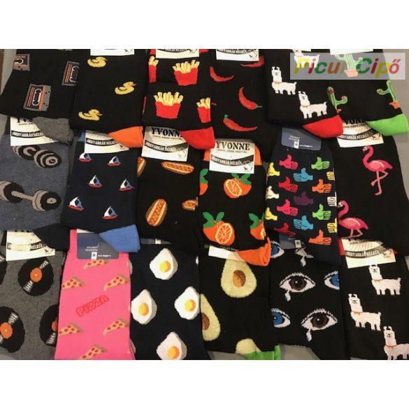 Frottír harisnyanadrágok, zoknik, térdzoknik