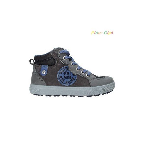 Primigi - fűzős, cipzáros, GORE-TEX, vízálló, átmeneti gyerekcipő, barna