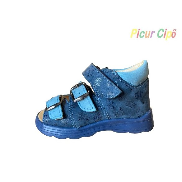 FLORENS - kék gyerekszandál