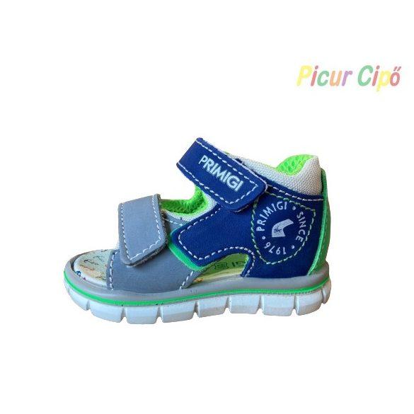 PRIMIGI - kék-zöld gyerekszandál