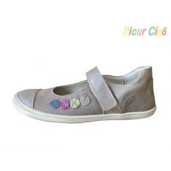 Linea - balerina cipő, bézs