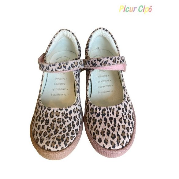 PRIMIGI - balerina cipő, tigrismintás (SZÍNHIBÁS)